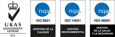Logos certificados de calidad Apeles